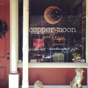 Copper Moon Storefront